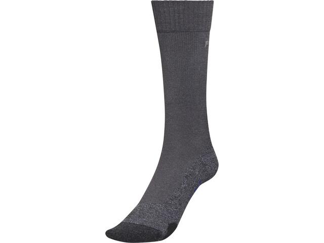 Falke TK2 Cool Trekking Socks Herren asphalt melange